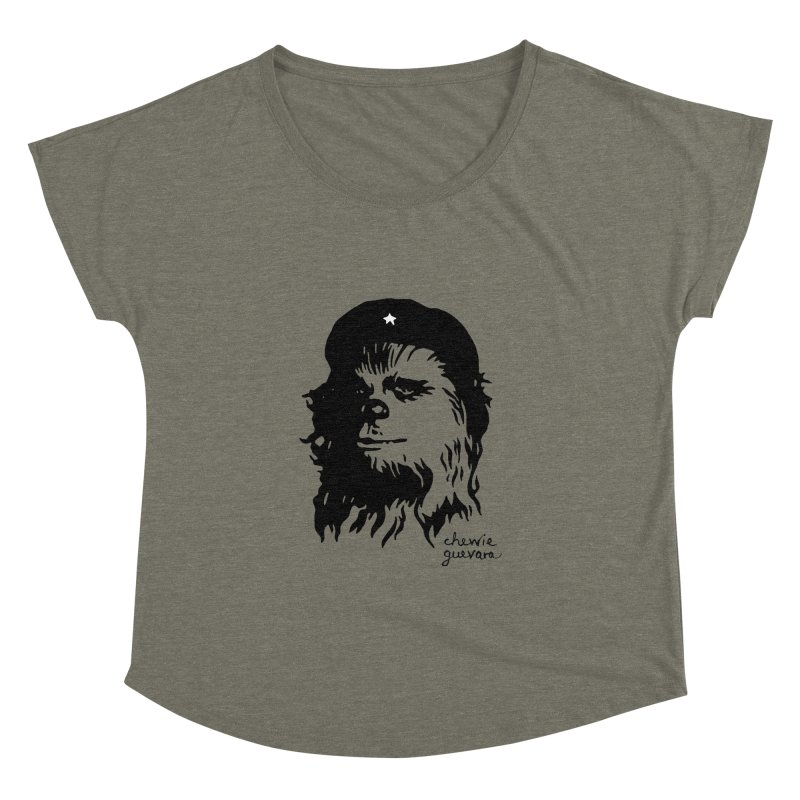 Chewie Guevara Women's Dolman by vonbrandis's Artist Shop