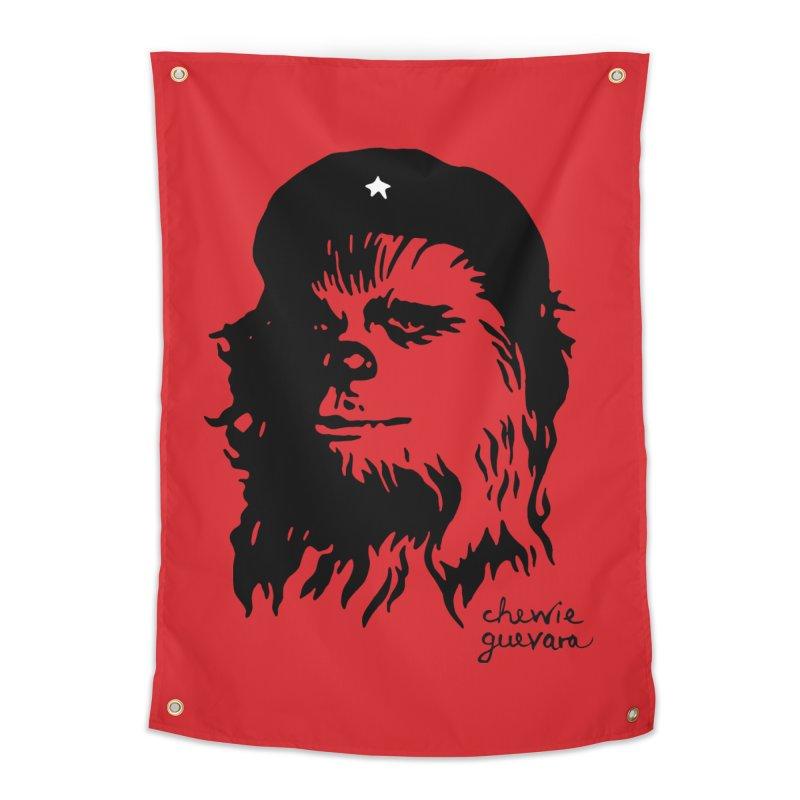Chewie Guevara Home Tapestry by vonbrandis's Artist Shop