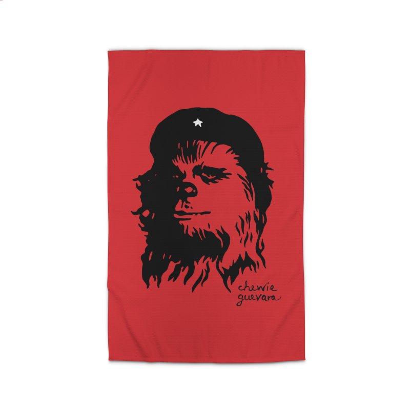 Chewie Guevara Home Rug by vonbrandis's Artist Shop