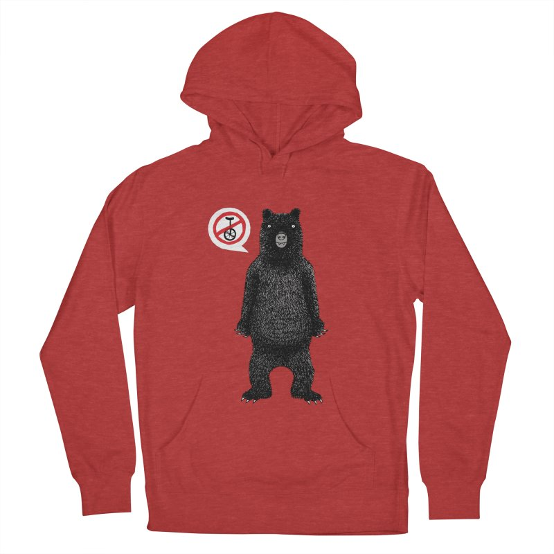 This Ain't No Circus! Men's Pullover Hoody by vonbrandis's Artist Shop