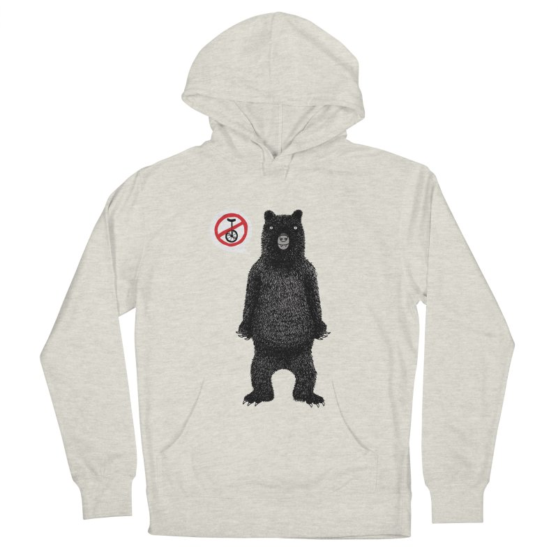 This Ain't No Circus! Men's French Terry Pullover Hoody by vonbrandis's Artist Shop