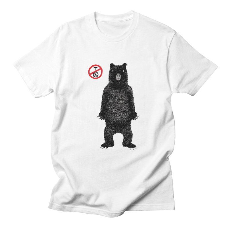 This Ain't No Circus! Men's T-shirt by vonbrandis's Artist Shop