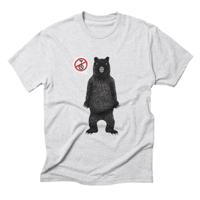 This Ain't No Circus! Men's Triblend T-Shirt by vonbrandis's Artist Shop