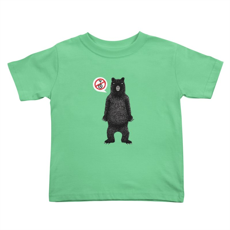 This Ain't No Circus! Kids Toddler T-Shirt by vonbrandis's Artist Shop