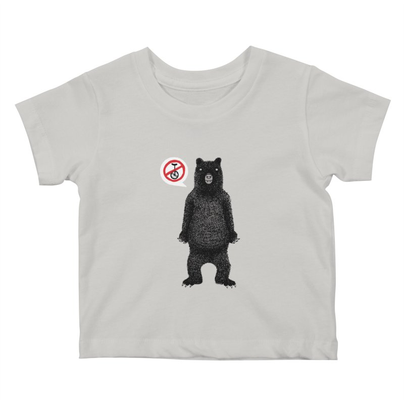 This Ain't No Circus! Kids Baby T-Shirt by vonbrandis's Artist Shop