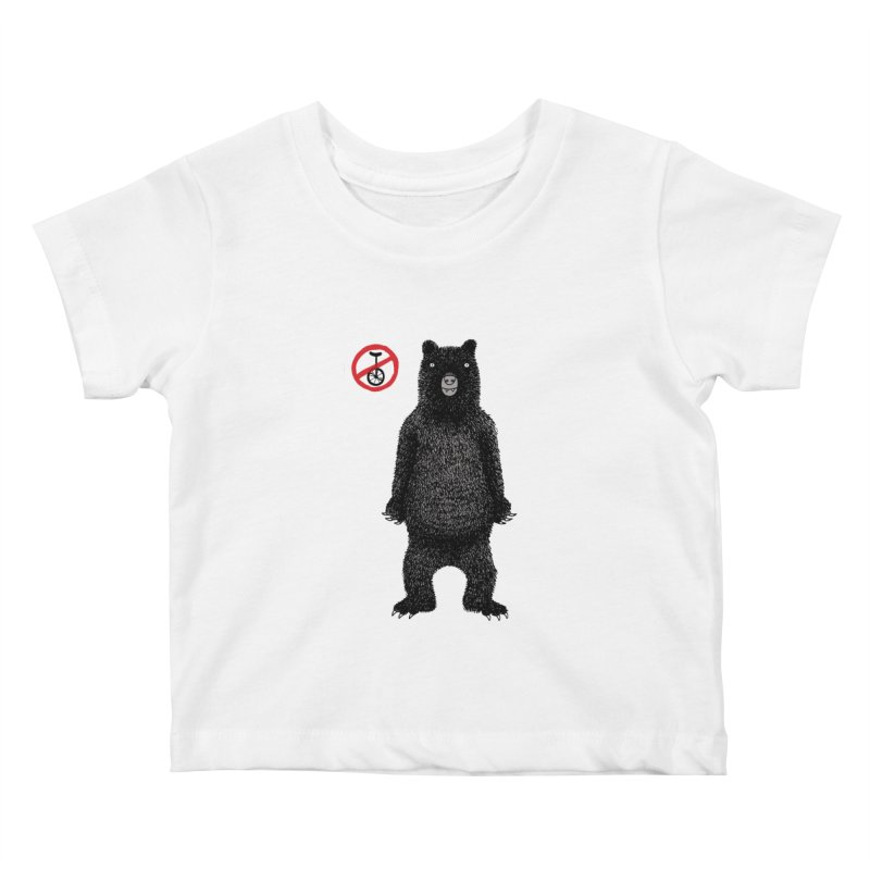 This Ain't No Circus! Kids Baby T-Shirt by vonbrandis's Artist Shop