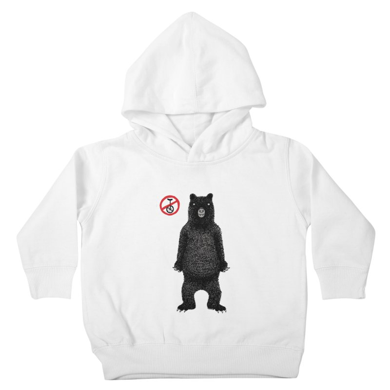 This Ain't No Circus! Kids Toddler Pullover Hoody by vonbrandis's Artist Shop