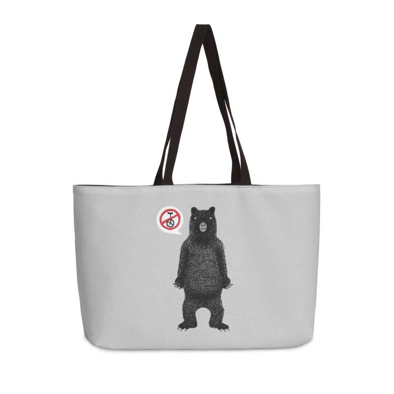 This Ain't No Circus! Accessories Weekender Bag Bag by vonbrandis's Artist Shop