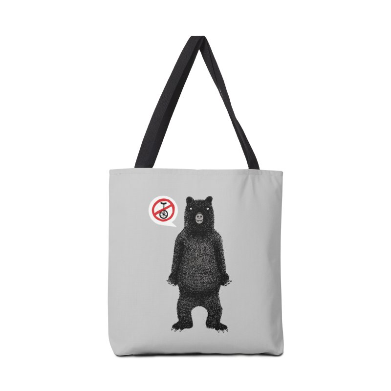 This Ain't No Circus! Accessories Tote Bag Bag by vonbrandis's Artist Shop