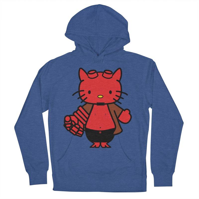 HELL KITTY Women's Pullover Hoody by Von Grey's Artist Shop