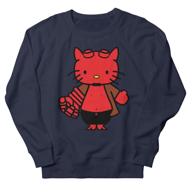 HELL KITTY Women's Sweatshirt by Von Grey's Artist Shop