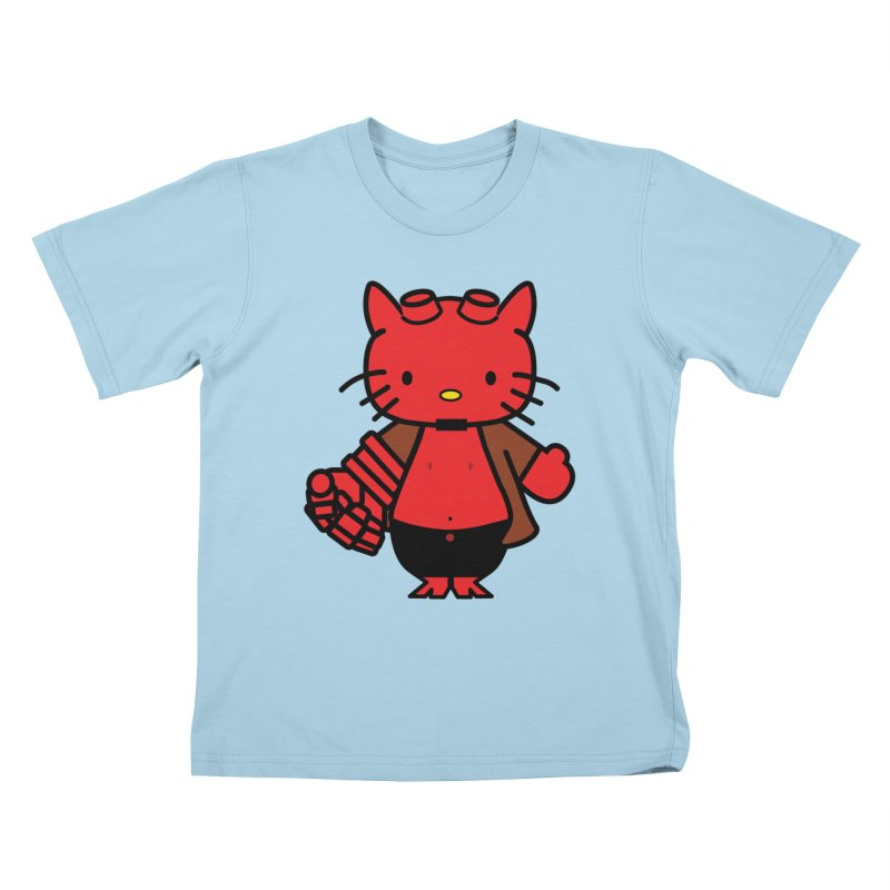 HELL KITTY   by Von Grey's Artist Shop