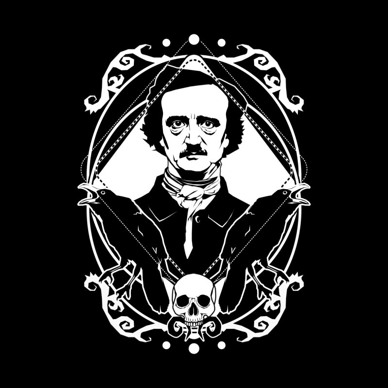 Edgar Allan Poe - the king of macabre by von Kowen's Shop