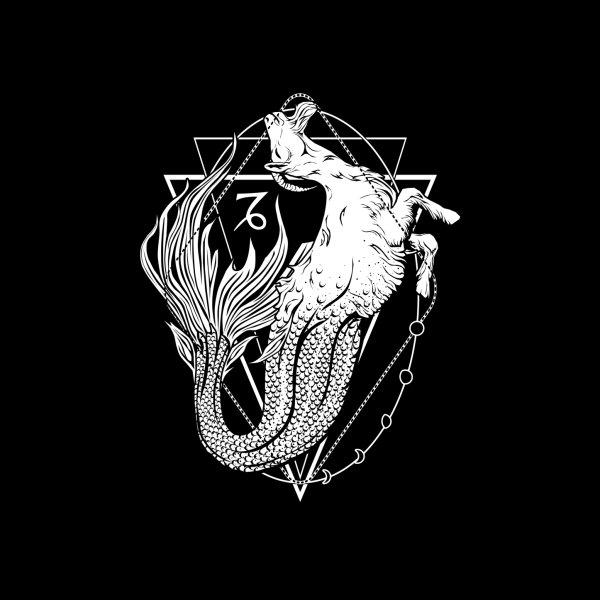 image for Mermaid goat / Capricorn
