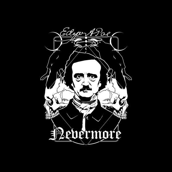 image for Edgar Allan Poe - Nevermore
