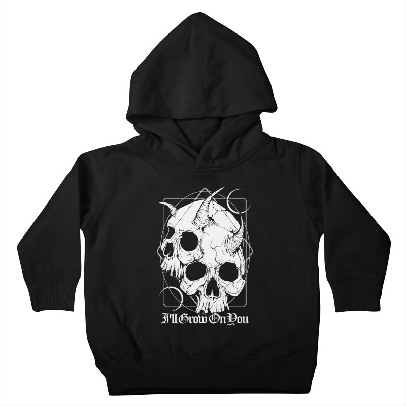 I'll grow on you Kids Toddler Pullover Hoody by von Kowen's Shop