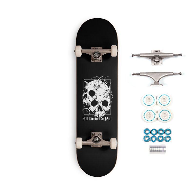 I'll grow on you Accessories Skateboard by von Kowen's Shop