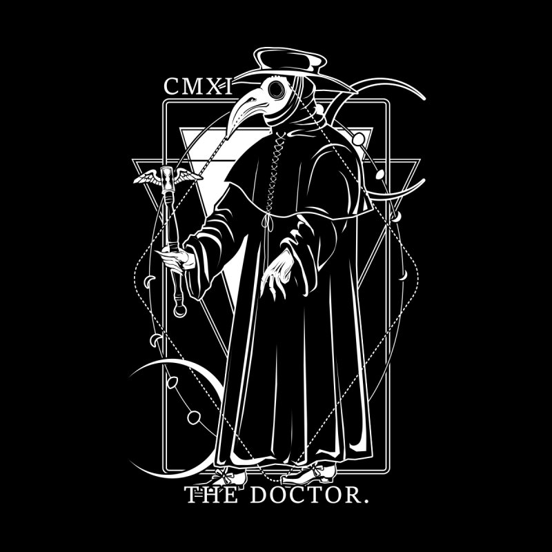 The Doctor Men's Longsleeve T-Shirt by von Kowen's Shop
