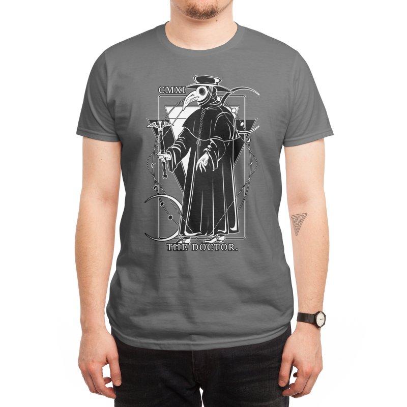 The Doctor Men's T-Shirt by von Kowen's Shop