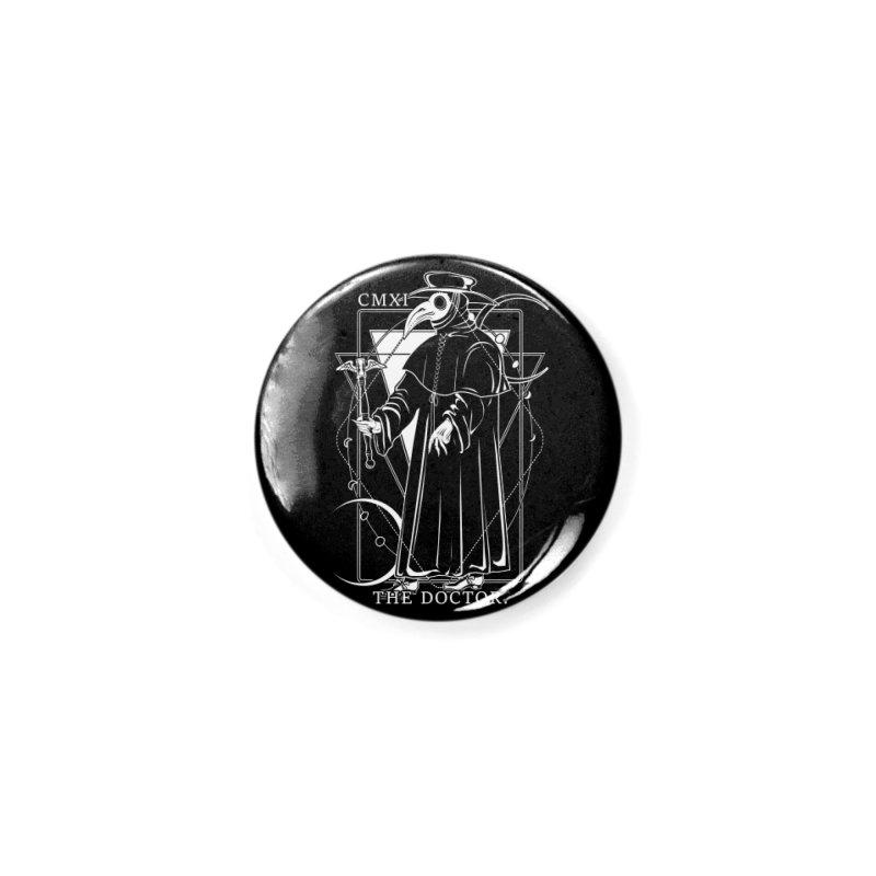 The Doctor Accessories Button by von Kowen's Shop