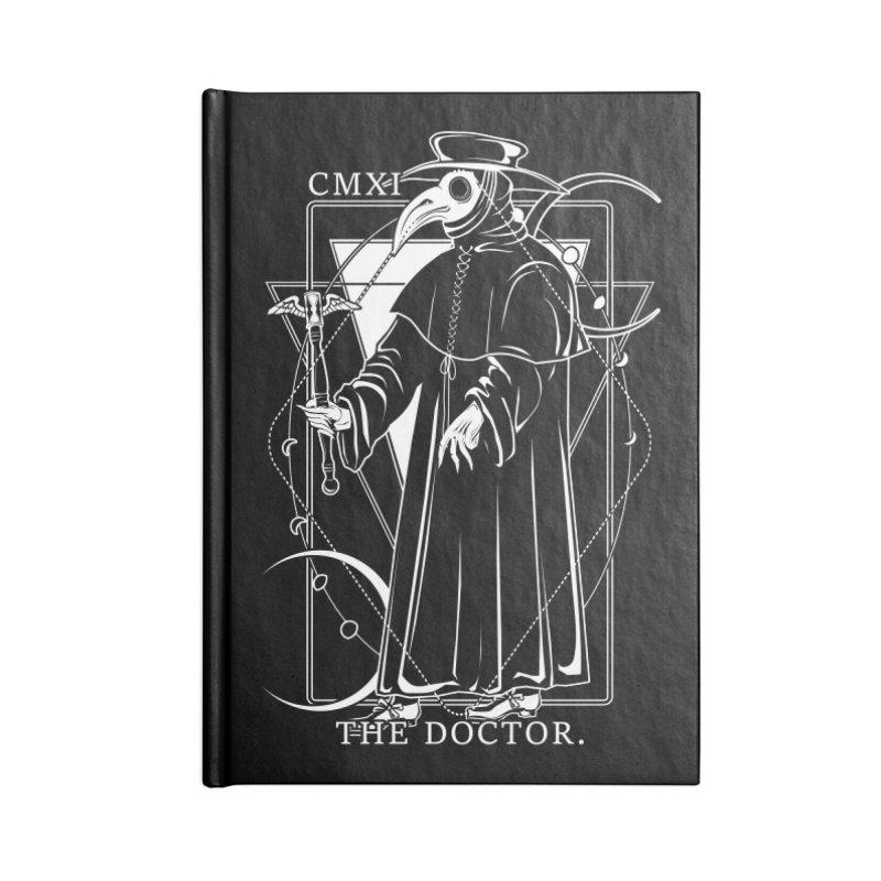 The Doctor Accessories Notebook by von Kowen's Shop