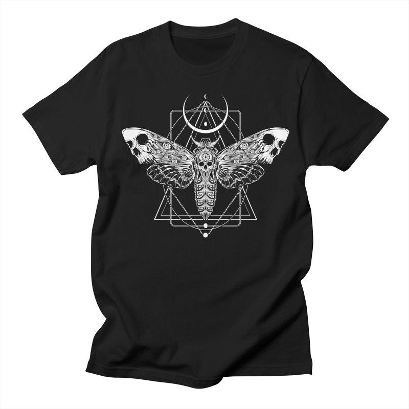 Surreal Death Moth Women's T-Shirt by von Kowen's Shop