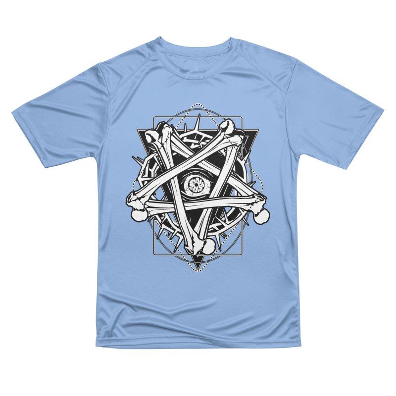 Terry's inverted bonetagram Men's T-Shirt by von Kowen's Shop