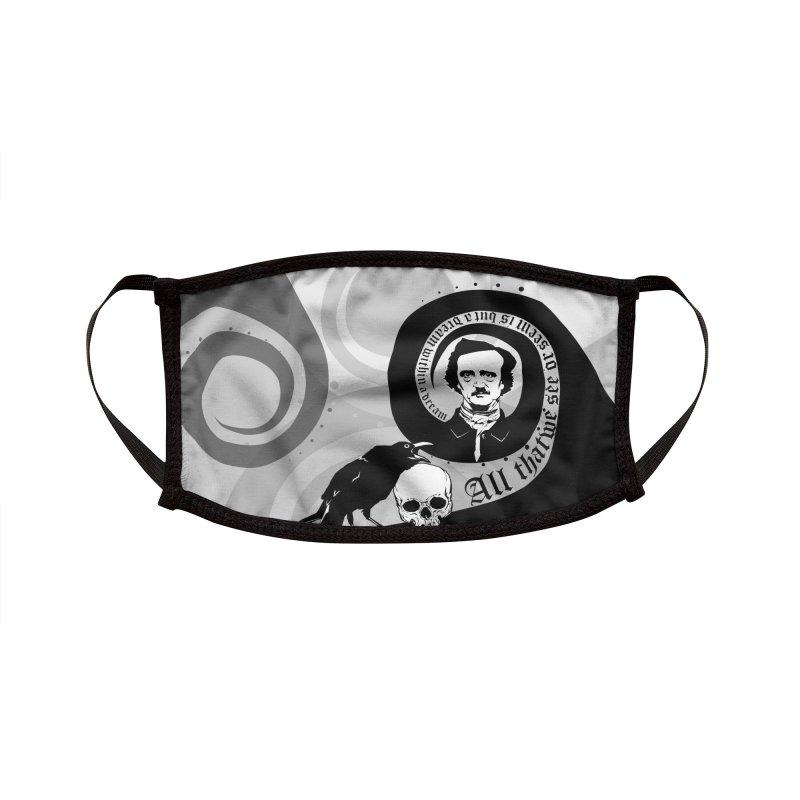 A dream within a dream Accessories Face Mask by von Kowen's Shop