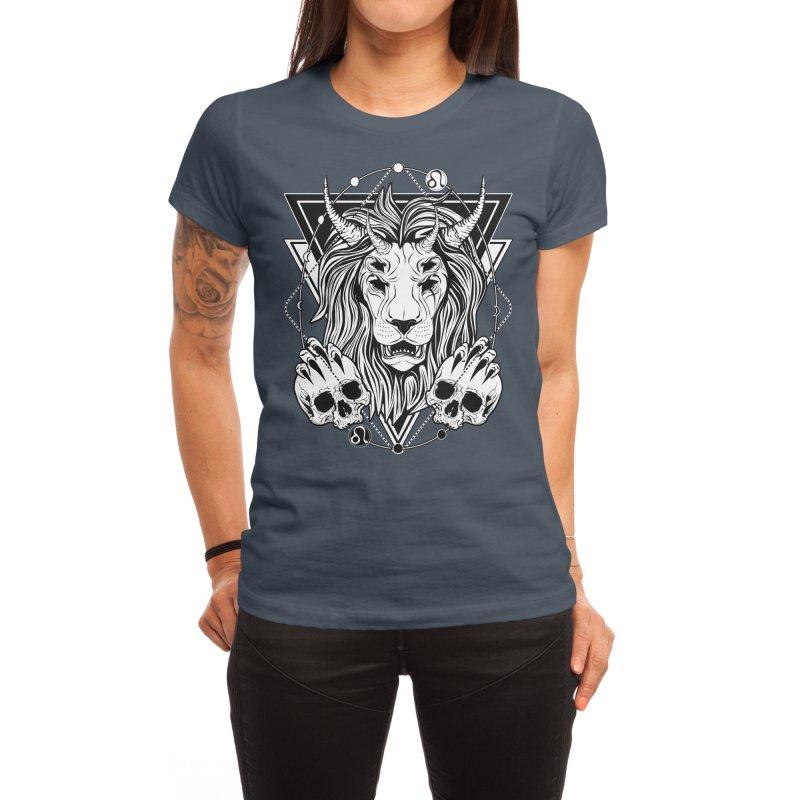 Zodiac: Leo Women's T-Shirt by von Kowen's Shop