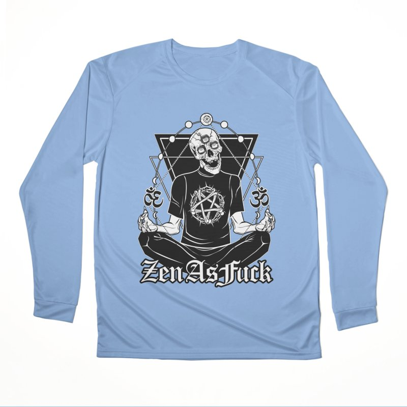 Zen As Fuck Women's Longsleeve T-Shirt by von Kowen's Shop