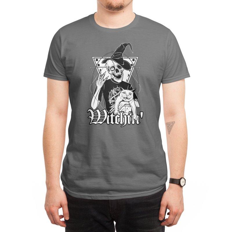 Witchin' Men's T-Shirt by von Kowen's Shop