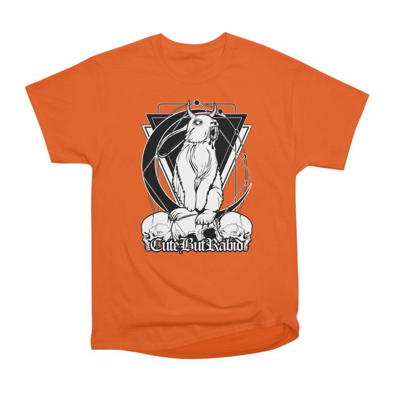Cute But Rabid Men's T-Shirt by von Kowen's Shop