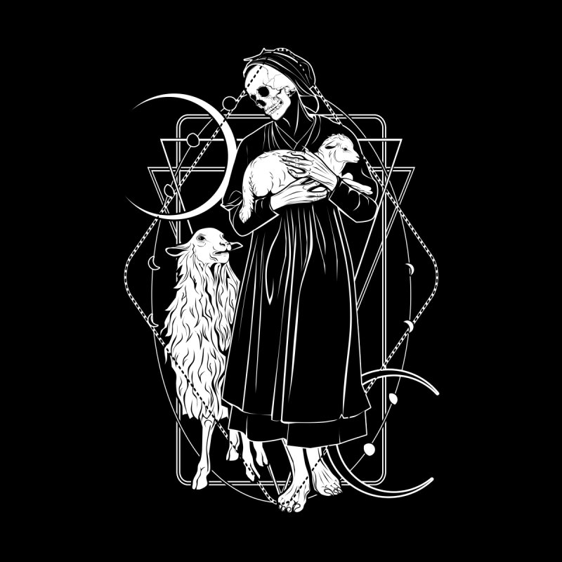 Angel of Death / The Grim Shepherdess by von Kowen's Shop