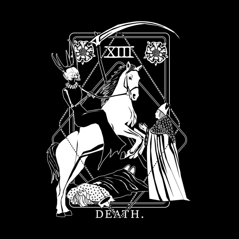 Death Tarot Card by von Kowen's Shop