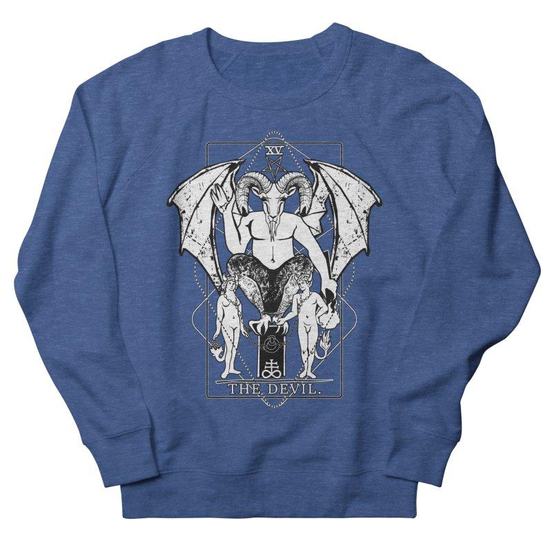 The Devil Women's French Terry Sweatshirt by von Kowen's Shop