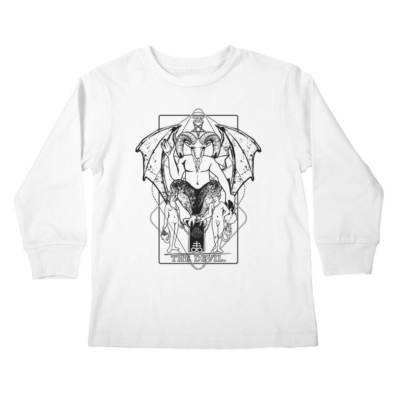 The Devil Kids Longsleeve T-Shirt by von Kowen's Shop