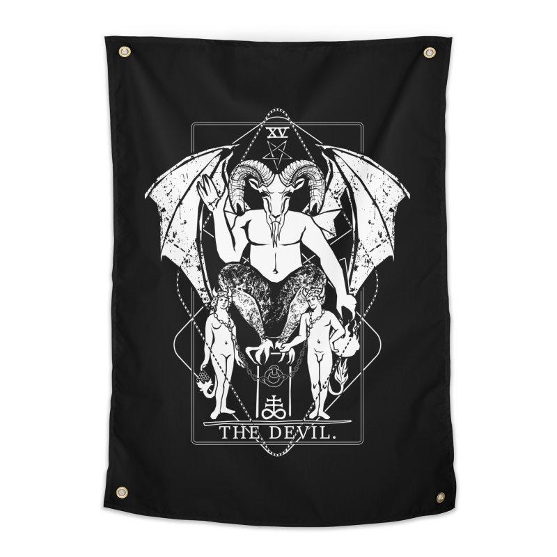 The Devil Home Tapestry by von Kowen's Shop