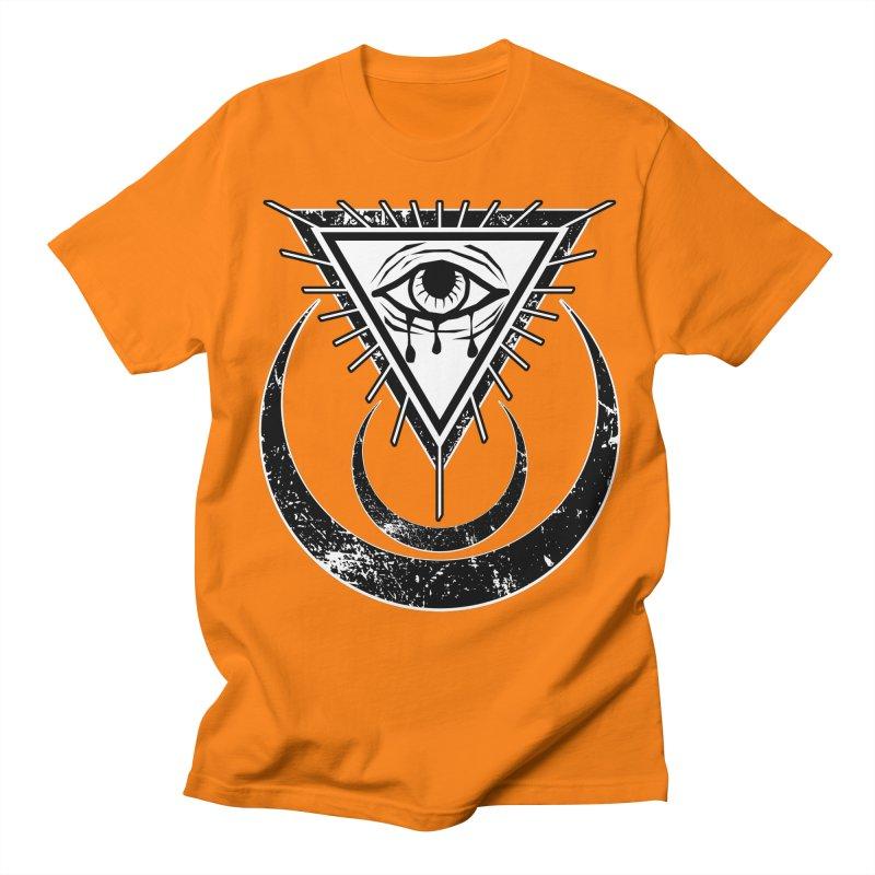 All Seeing Eye Men's Regular T-Shirt by von Kowen's Shop