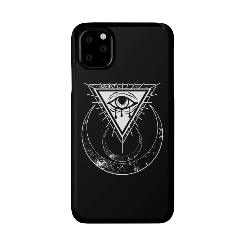 All Seeing Eye Accessories Phone Case by von Kowen's Shop