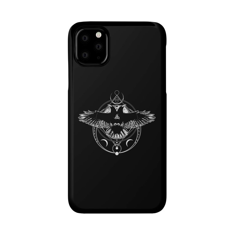 Huginn and Muninn / Hail Odin! Accessories Phone Case by von Kowen's Shop