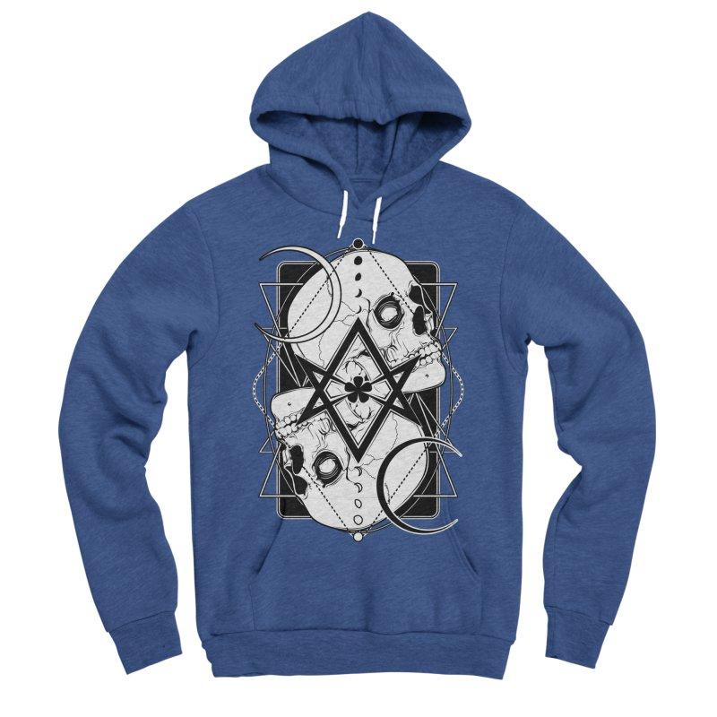 THELEMA: Do what thou wilt / Crowley's unicursal hexagram Women's Sponge Fleece Pullover Hoody by von Kowen's Shop