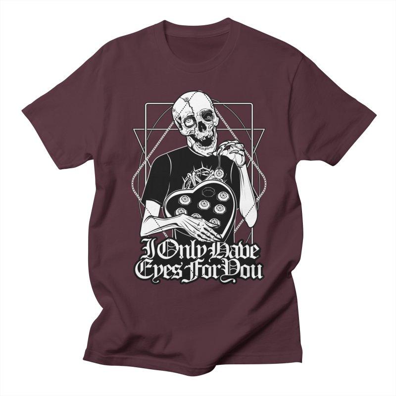 I Only Have Eyes For You Men's Regular T-Shirt by von Kowen's Shop
