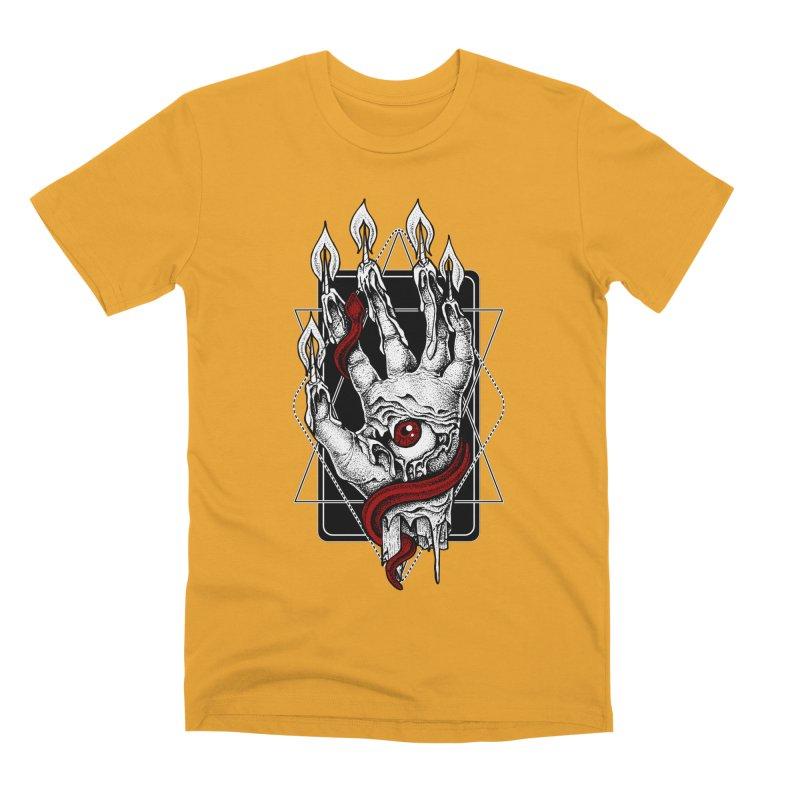 Hand of Glory Men's Premium T-Shirt by von Kowen's Shop