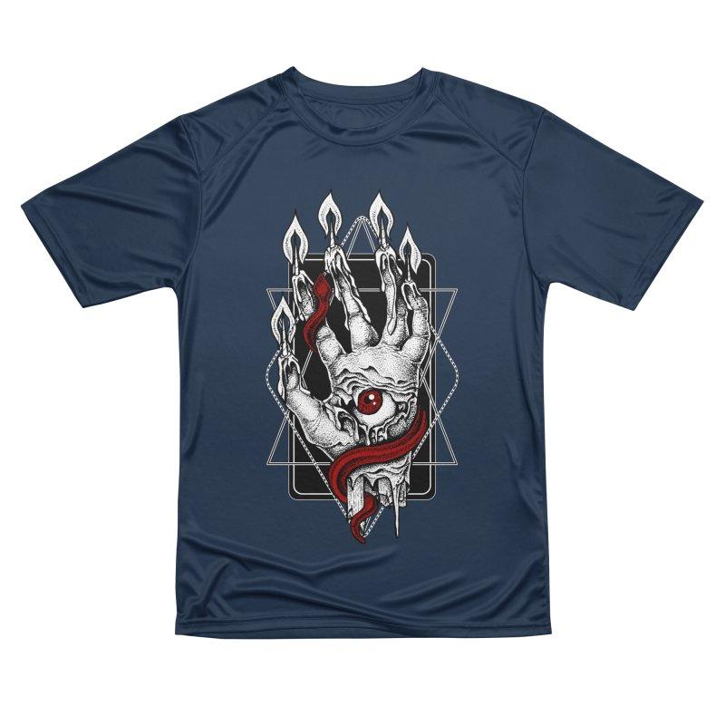 Hand of Glory Men's Performance T-Shirt by von Kowen's Shop