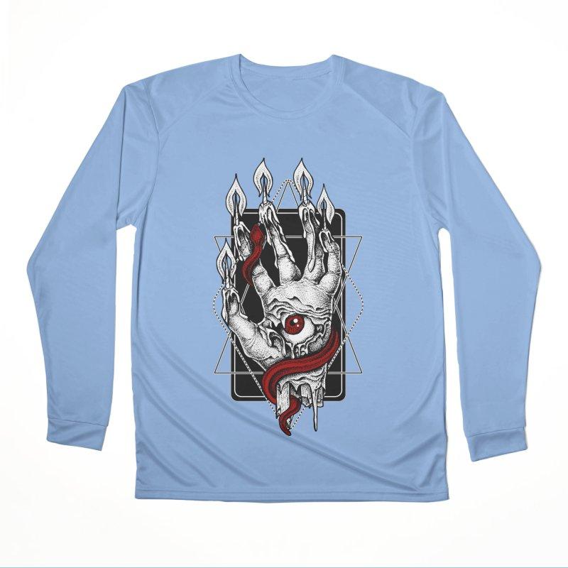 Hand of Glory Women's Performance Unisex Longsleeve T-Shirt by von Kowen's Shop