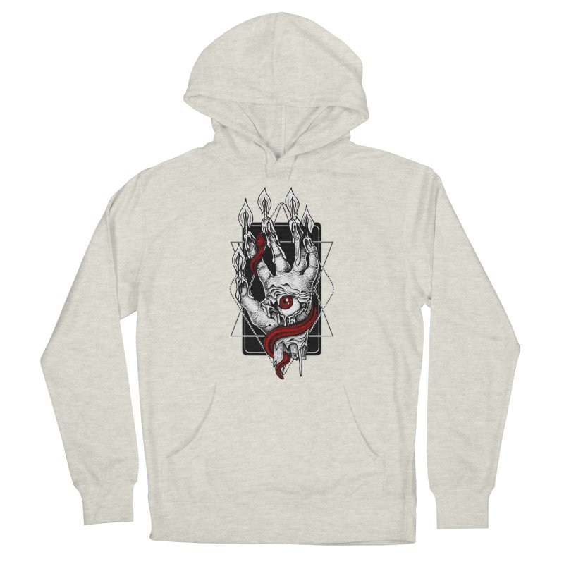 Hand of Glory Women's French Terry Pullover Hoody by von Kowen's Shop