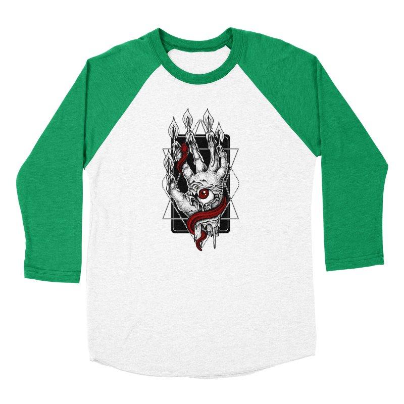 Hand of Glory Women's Baseball Triblend Longsleeve T-Shirt by von Kowen's Shop