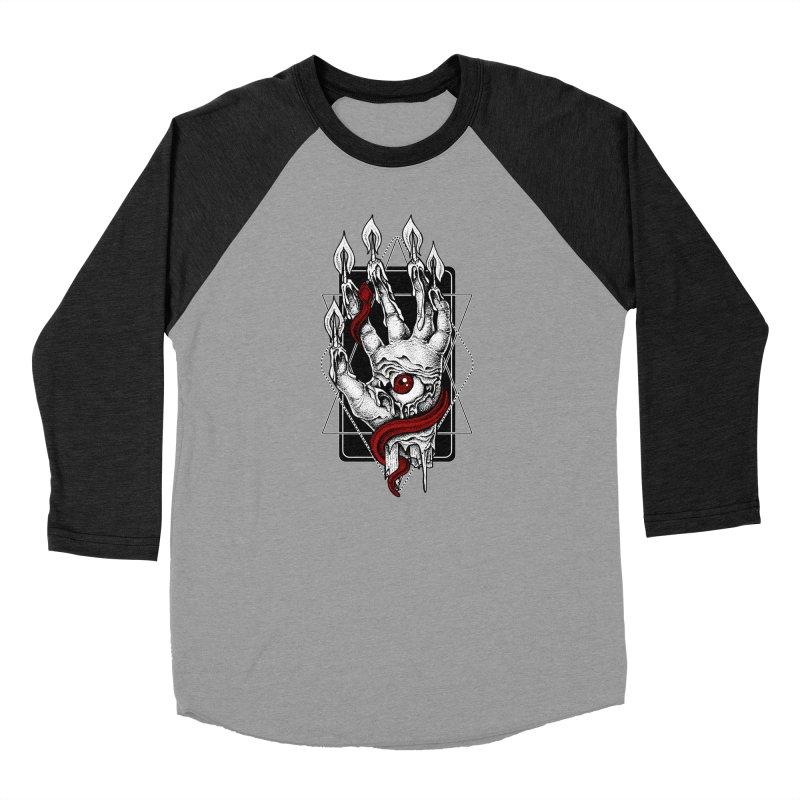 Hand of Glory Men's Baseball Triblend Longsleeve T-Shirt by von Kowen's Shop