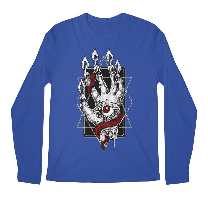 Hand of Glory Men's Regular Longsleeve T-Shirt by von Kowen's Shop