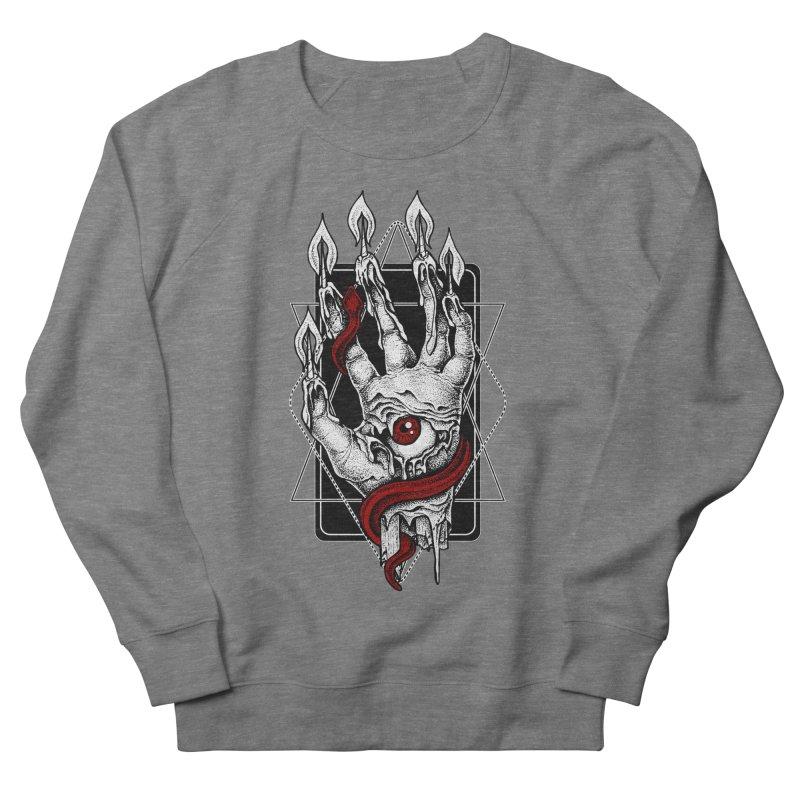 Hand of Glory Women's French Terry Sweatshirt by von Kowen's Shop